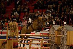 Staut Kevin (FRA) - Le Prestige St Loi<br /> Stockholm International Horse Show 2009<br /> Photo© Hippo Foto - Rinaldo de Craen