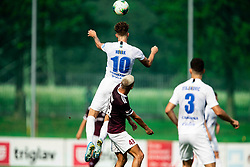 Jakob Novak of Celje during football match between NK Triglav and NK Celje in 7th Round of Prva liga Telekom Slovenije 2019/20, on August 25, 2019 in Sports park, Kranj, Slovenia. Photo by Vid Ponikvar / Sportida