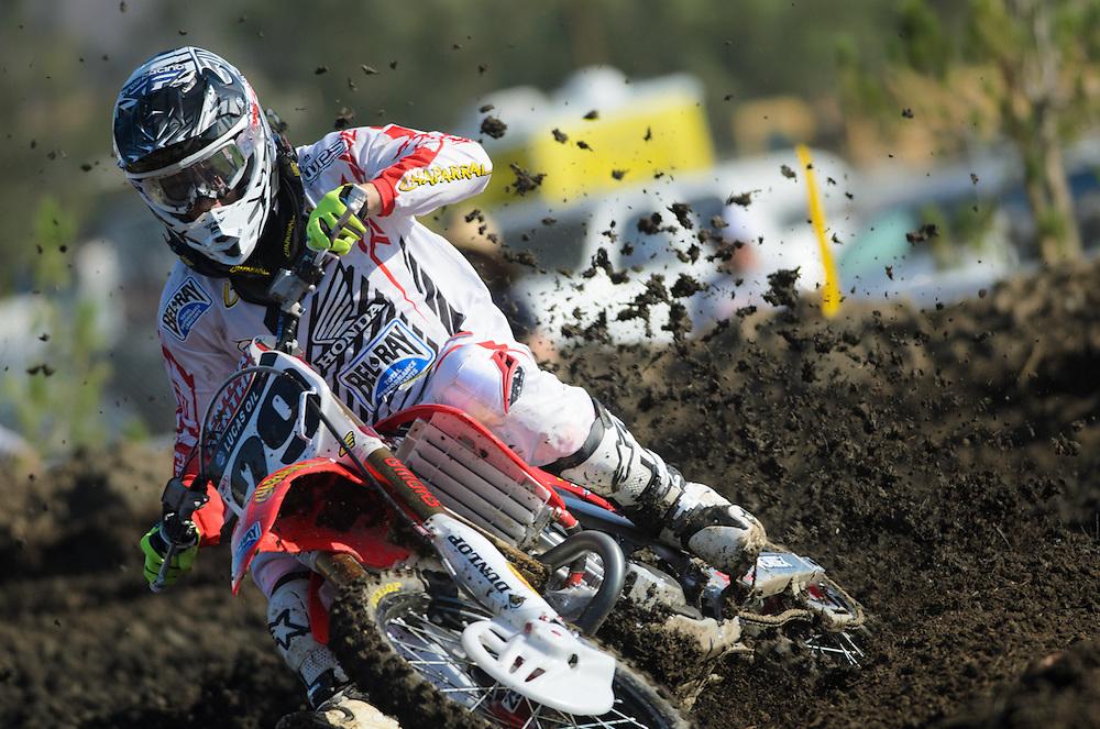 2012 AMA Motocross?Lake Elsinore, California?September 8, 2012