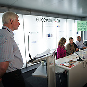 04 June 2015 - Belgium - Brussels - European Development Days - EDD - Energy - Sharing the load - Public and private sector roles in addressing poor people's energy needs © European Union