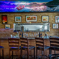 The Black Kat Restaurant. Big Bear entrepreneur David Stone owner of The Cave, Big Bear Lake Brewing Company and the soon to open Black Kat restaurant in Big Bear Lake, Wednesday, March, 8, 2017. (Eric Reed/For The Sun/SCNG)