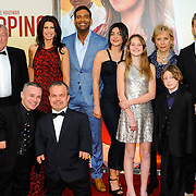 NLD/Amsterdam/20150420 - Premiere de Ontsnapping, cast