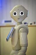 Millennial 20 20 | Pepper Robot