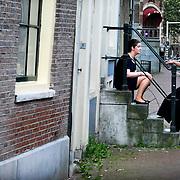 June 25, 2016 - 22:03<br /> The Netherlands, Amsterdam - Nieuwezijds Voorburgwal