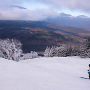 Wildcat skiing well in early December