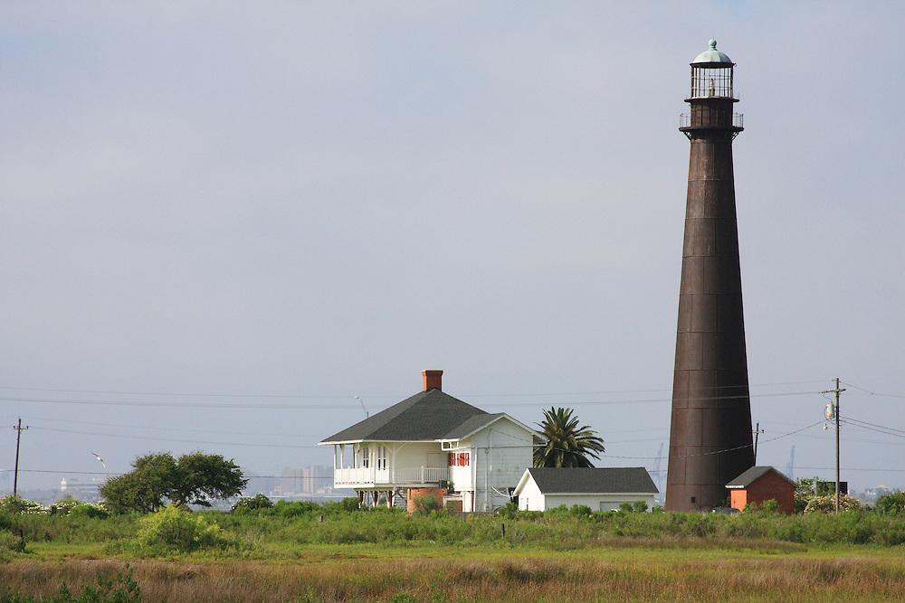 Bolivar Point Lighthouse TX (5/08)