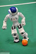 RoboCup 2009, Graz, Roboter Fussball Weltmeisterschaft, Robotic, humanoid, Nao-Roboter, Österreich, Steiermark