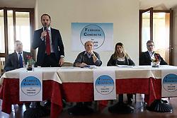CONFERENZA LISTA FERRARA CONCRETA PER TIZIANO TAGLIANI