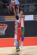 Tonut Stefano<br /> Nazionale Senior maschile<br /> Allenamento<br /> World Qualifying Round 2019<br /> Bologna 12/09/2018<br /> Foto  Ciamillo-Castoria / Giuliociamillo