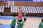 Chamutov 17 Agosto 2012 - qualificazioni Eurobasket 2013 - Allenamento<br /> Nella Foto : MASSIMO CHESSA<br /> Foto Ciamillo/Castoria