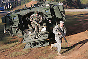 6th Annual US Army Sniper Competition, Fort Benning, Georgia. DAY TWO Image is protected by registered copyright.  Use without written permission from copyright holder is prohibited and may be subject to penalties up to $150,000 per individual infringement.  Contact sales@stockphoto.us for further information and licensing.