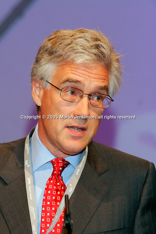 Adair Turner, Chairman of the Pensions Commission, Vice Chairman Merrill Lynch Europe; Chair of the UK Low Pay Commission