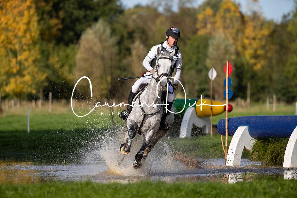 Mcnab Kevin, AUS, Scuderia 1918 Humphreys<br /> Mondial du Lion - Le Lion d'Angers 2019<br /> © Hippo Foto - Dirk Caremans<br />  19/10/2019