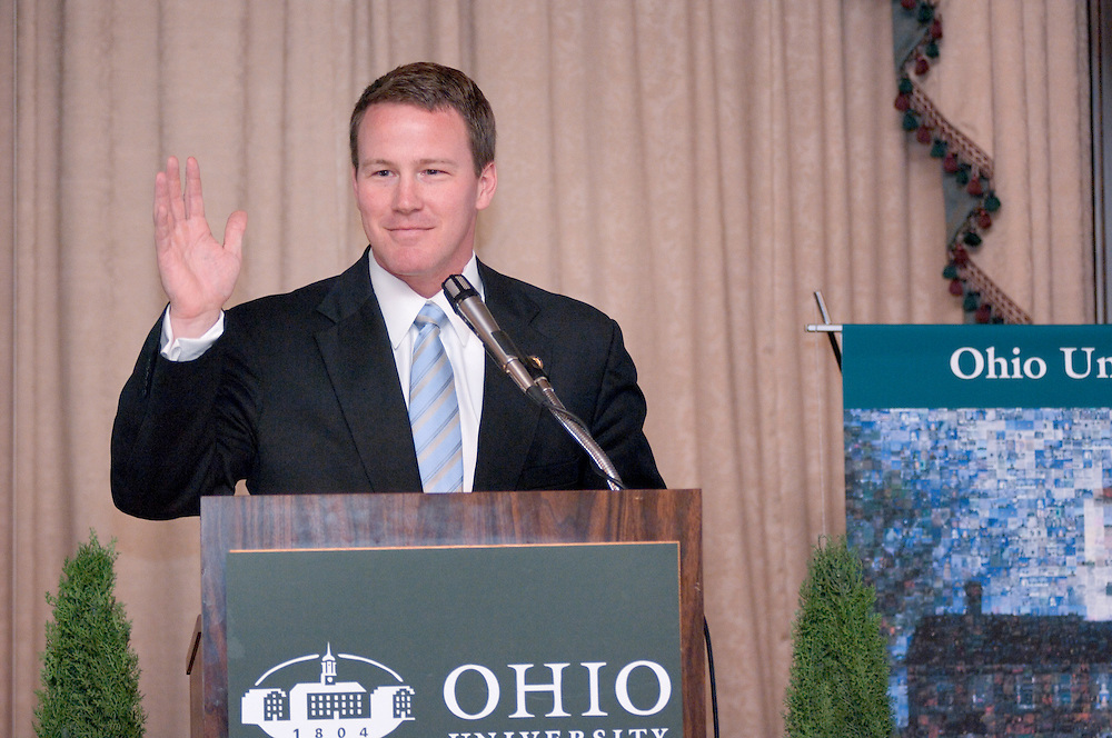 1766423rd Ohio University State Government Alumni Luncheon in Columbus...Keynote:..Ohio Speaker of the House, Representative Jon Husted