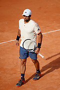 Fernando VERDASCO (ESP) during the Roland Garros French Tennis Open 2018, day 1, on May 27, 2018, at the Roland Garros Stadium in Paris, France - Photo Stephane Allaman / ProSportsImages / DPPI