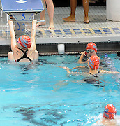 The Briarcliff Woods Beach Club Barracudas swim team competes at the DeKalb County Swimming Championships on Saturday, June 29, 2013 in Atlanta. (David Tulis/dtulis@gmail.com)