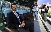 Udine, 29 settembre 2014.<br /> Serie A 2014/2015 5^ giornata. <br /> Stadio Friuli.<br /> Udinese vs Parma.<br /> Nella foto: l'allenatore dell'Udinese Andrea Stramaccioni.<br /> Copyright Foto Petrussi / Ferraro Simone