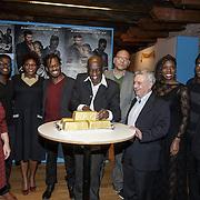 NLD/Amsterdam/20150115 - Perspresentatie De Vrek, cast