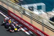 May 24, 2014: Monaco Grand Prix: Sebastian Vettel (GER), Red Bull-Renault