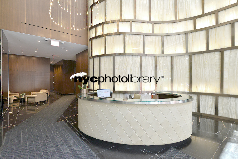 Lobby at 135 West 52nd Street