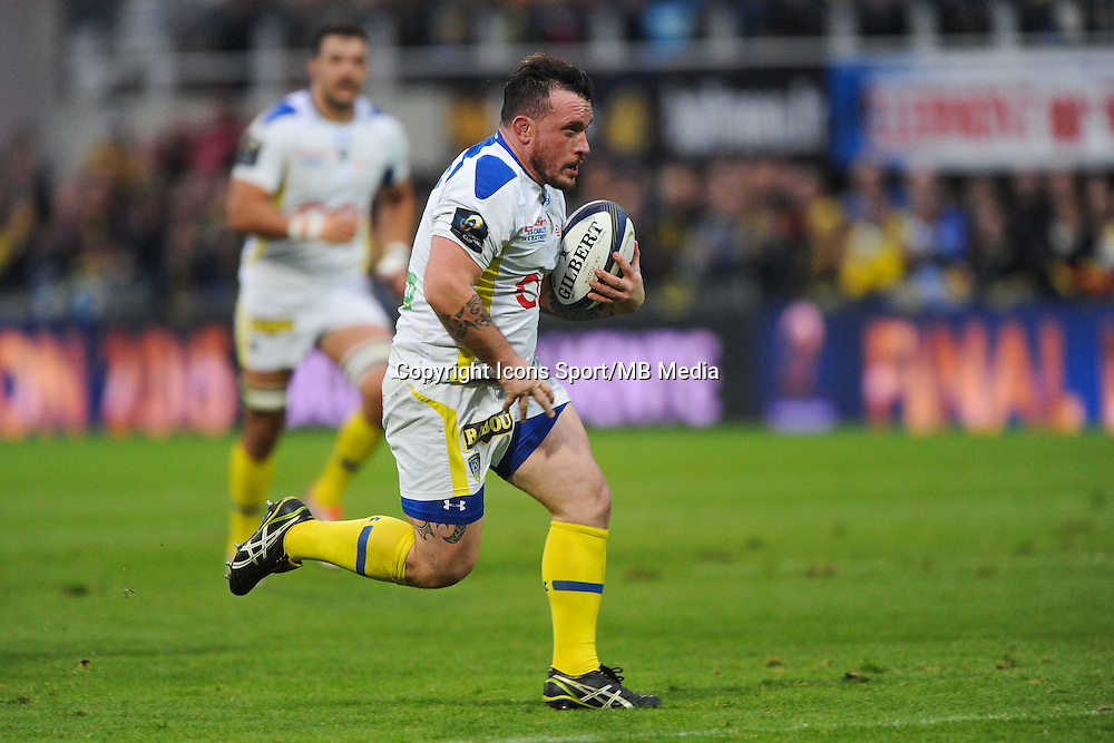 Thomas DOMINGO - 14.12.2014 - Clermont / Munster - European Champions Cup <br /> Photo : Jean Paul Thomas / Icon Sport