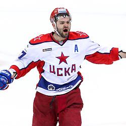20160227: SVK, Ice Hockey - KHL League 2015/16, HK Slovan Bratislava vs CSKA Moscow