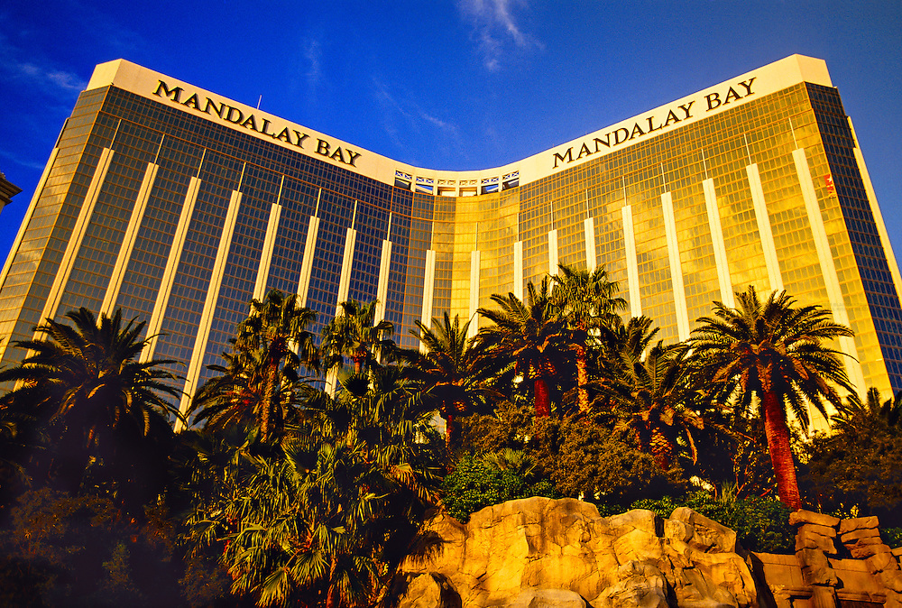 Mandalay Bay Hotel and Casino, Las Vegas Boulevard (the Strip), Las Vegas, Nevada