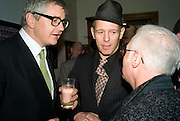 JAY JOPLING, PAUL SIMONON AND BERNARD RHODES, Paul Simonon  *** Local Caption *** -DO NOT ARCHIVE-© Copyright Photograph by Dafydd Jones. 248 Clapham Rd. London SW9 0PZ. Tel 0207 820 0771. www.dafjones.com.