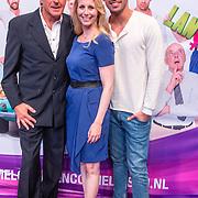 NLD/Amsterdam/20160509 - Seizoenspresentatie Dommels & de Graaf 2016, Alfred van den heuvel, Alexandra Alphenaar, Joey ferre