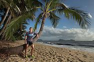 Matty White (AUS), June 6, 2014 - TRIATHLON : SCODY ATHLETES / Cairns Airport Adventure Festival, Clifton Beach, Cairns, Queensland, Australia. Credit: Lucas Wroe