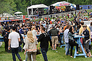Photos of general atmosphere at The Great GoogaMooga Festival at Prospect Park in Brooklyn, NY. May 18, 2013. Copyright © 2013 Matthew Eisman. All Rights Reserved