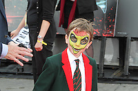 Fans Harry Potter and the Deathly Hallows part 2 World Premiere, Trafalgar Square, London, UK, 07 July 2011:  Contact: Rich@Piqtured.com +44(0)7941 079620 (Picture by Richard Goldschmidt)