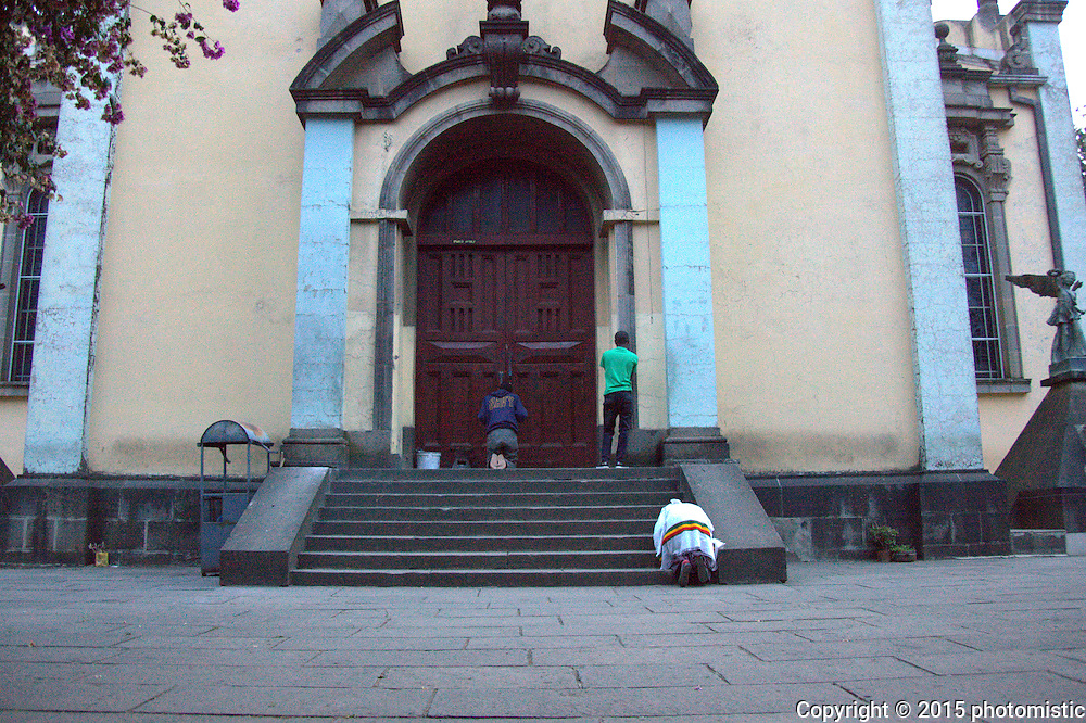 eastern orthodox church built by Haile Salasse