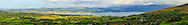 View from Corrakit near Omeath looking down towards Carlingford Lough, Warrenpoint and the Mourne Mountains, flanked by Slieve Foy on the right hand side. Image composed of 14 photos at 85mm in portrait orientation offering stunning levels of detail.<br />