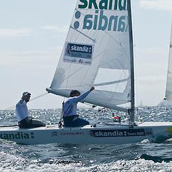 Brasil, Enrico De Maria, Flavio Marazzi, Rio De Janeiro, Sailing, Sailing > Nautic, Sport, Star, Star World Championship 2010 Rio, Yacht, Final Race