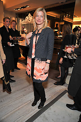 LADY HELEN TAYLOR at a party to celebrate the arrival of the 'A Princess to be a Queen' collection at the Roger Vivier boutique on Sloane Street, London on 20th October 2009.