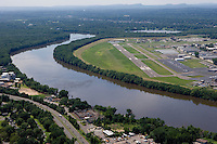 Hartford-Brainard Airport along the Connecticut River, Hartford, CT