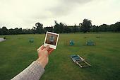 Hyde Park Polaroids