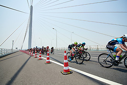 Rozanne Slik (NED) at Tour of Chongming Island 2019 - Stage 2, a 126.6 km road race from Changxing Island to Chongming Island, China on May 10, 2019. Photo by Sean Robinson/velofocus.com