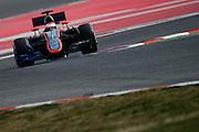 February 26-28, 2015: Formula 1 Pre-season testing Barcelona : Jenson Button (GBR), McLaren Honda