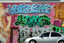 Haight Street Mural, San Francisco