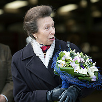 Princess Royal Opens Kinfauns RDA