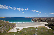 Sangobeg Sands near Durness Sutherland, Scotland