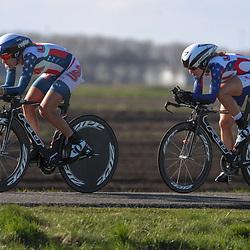 Energiewacht Tour 2012 TTT Veendam-Nw Pekela Team USAs