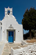 Agios Ionnis in Southeastern Sifnos, The Cyclades, The Greek Islands, Greece, Europe