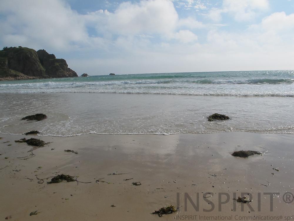 Beach at the island of Jersey. Photo: Tuuli Sauren / Inspirit International Communications