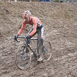 29-01-2017: Wielrennen: Wereldkampioenschap veldrijden: Luxemburg<br />BIELES (LUX) cyclocross  <br />Stan Godrie
