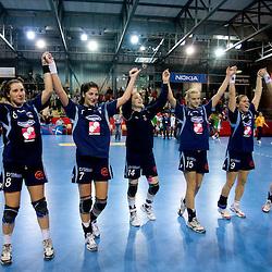 20091017: Handball - European Championships Qualifications, Women, Slovenia vs Belarus