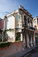 Architecture in Old Havana, Cuba - tired, crumbling and worn yet still simply magnificient.