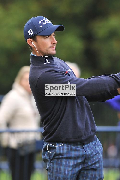 Gary Stal France,   British Masters, European Tour, Woburn Golf Club, 8th October 2015British Masters, European Tour, Woburn Golf Club, 8th October 2015